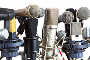 7 Important Microphone Types That You Should Know About