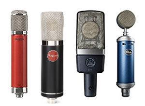 Best Large Diaphragm Condenser Microphone Under 500 Dollars