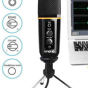 Review Of The Maono AU-901 USB Microphone