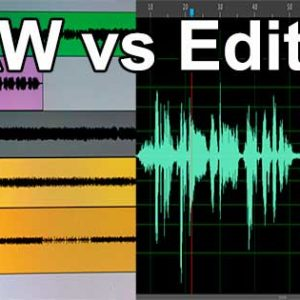DAW – Digital Audio Workstation Software For Home Recording
